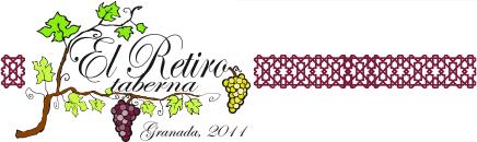 El Retiro Taberna y Restaurante. Encuéntranos en el centro de Granada Logo