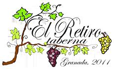 El Retiro Taberna Restaurante. Tapas y vinos en el centro de Granada. Logo
