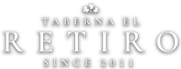 El Retiro Taberna, Embers, Wine-Cellar and Tapas in Granada Logo